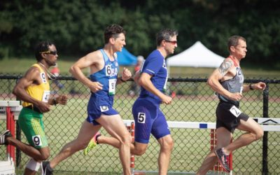 How Danny Monistere Broke The American Record In The 4 x 800m Relay