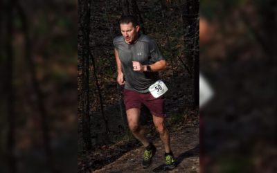 How Joe Calkins ran a 1hr37 half marathon after an Achilles injury (with no speed sessions!)